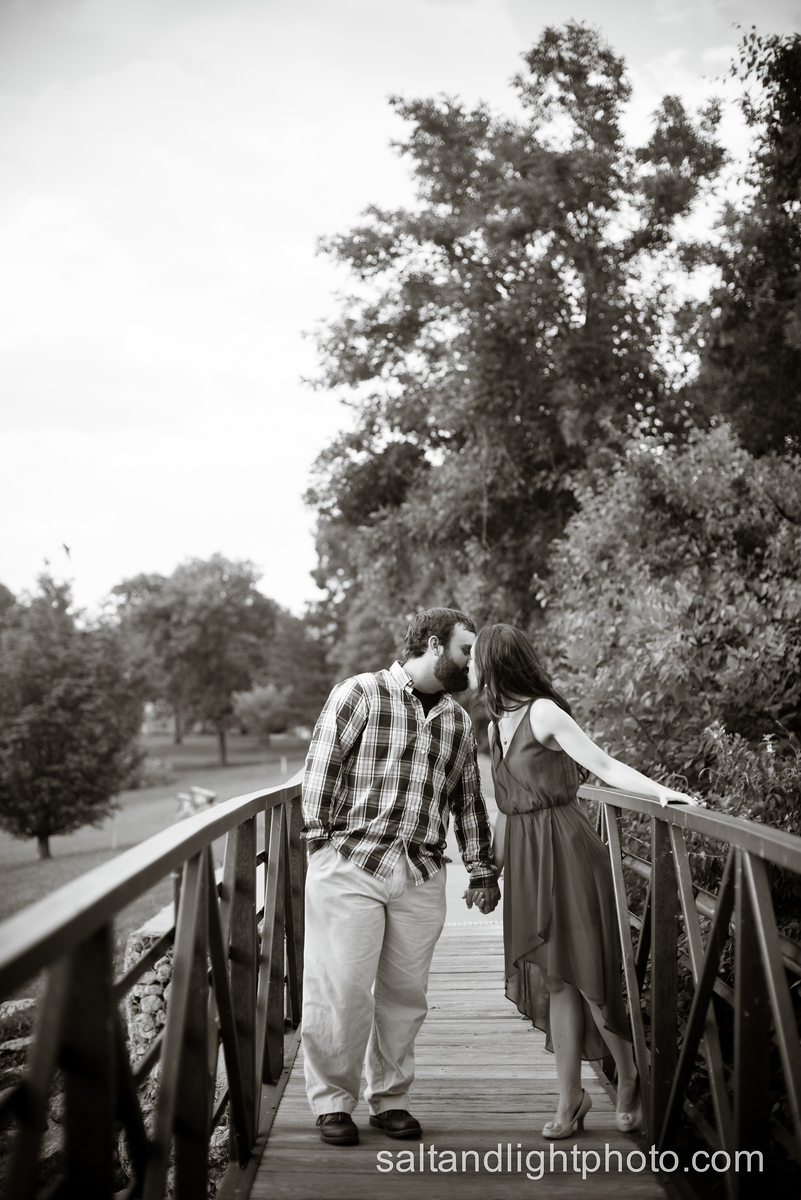KC Engagement Photos