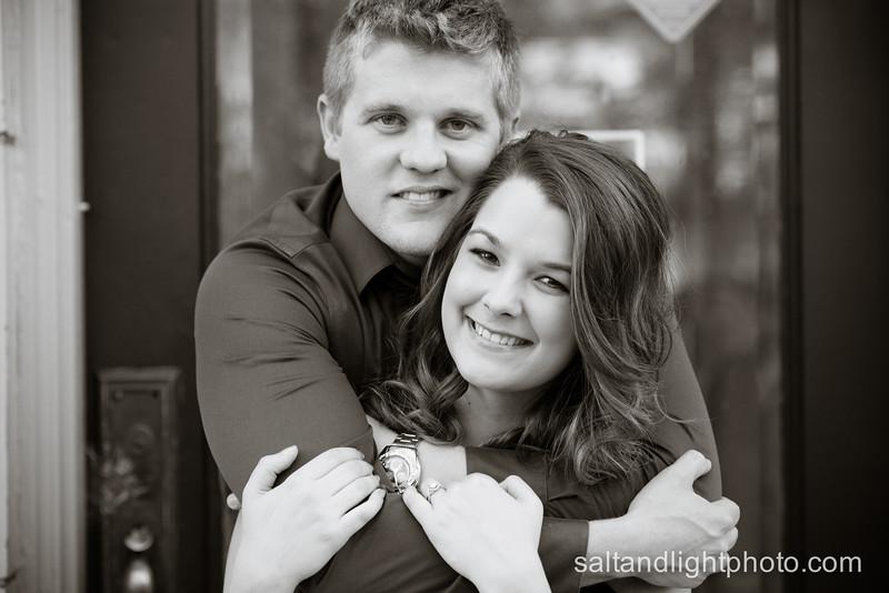 KC Engagement Photos