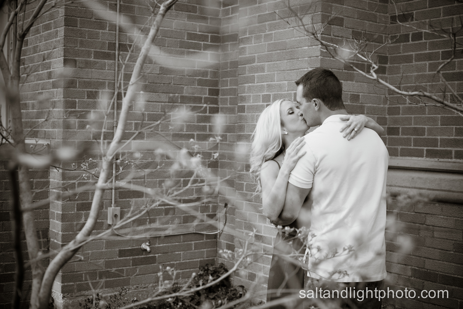 Kansas City Engagement Photos